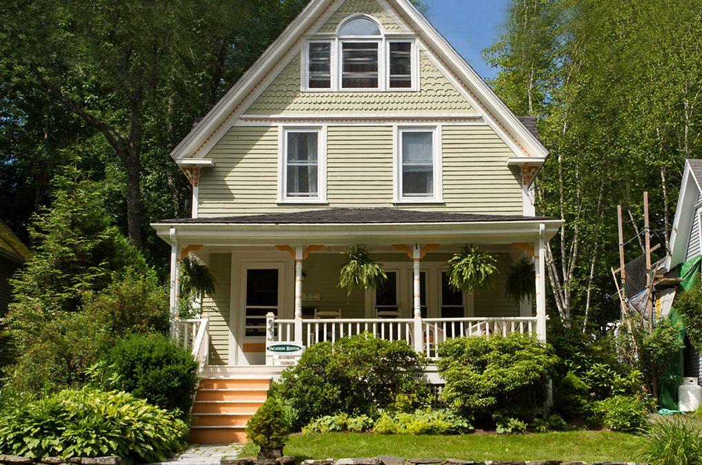 Bay View Cottage   Camden   5BR 2BA