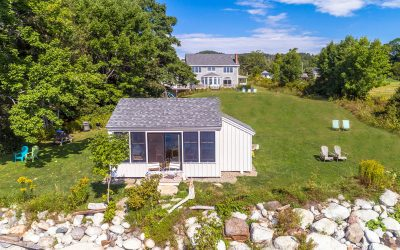 Ocean Boathouse | Lincolnville | 1BR 1BA