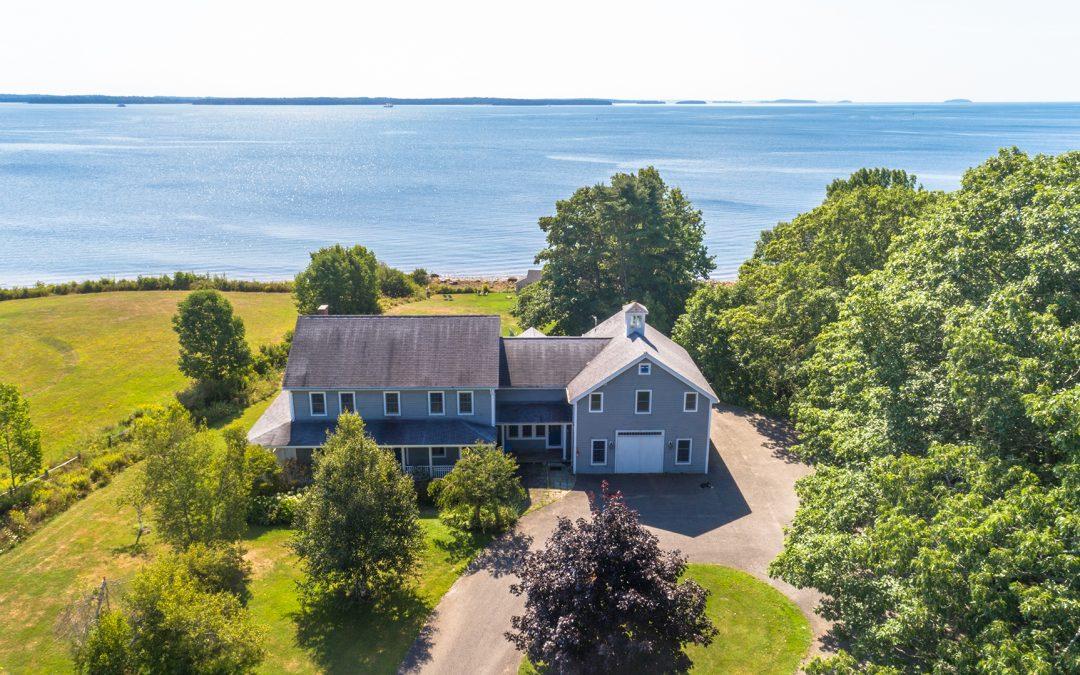 Ocean Cottage | Lincolnville | 5BR 5BA
